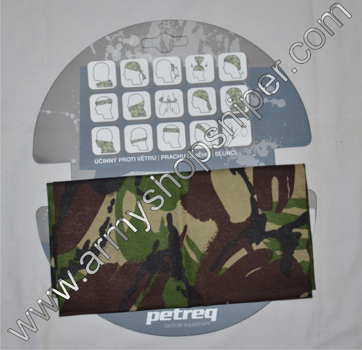 Multifunkční šátek GB DPM
